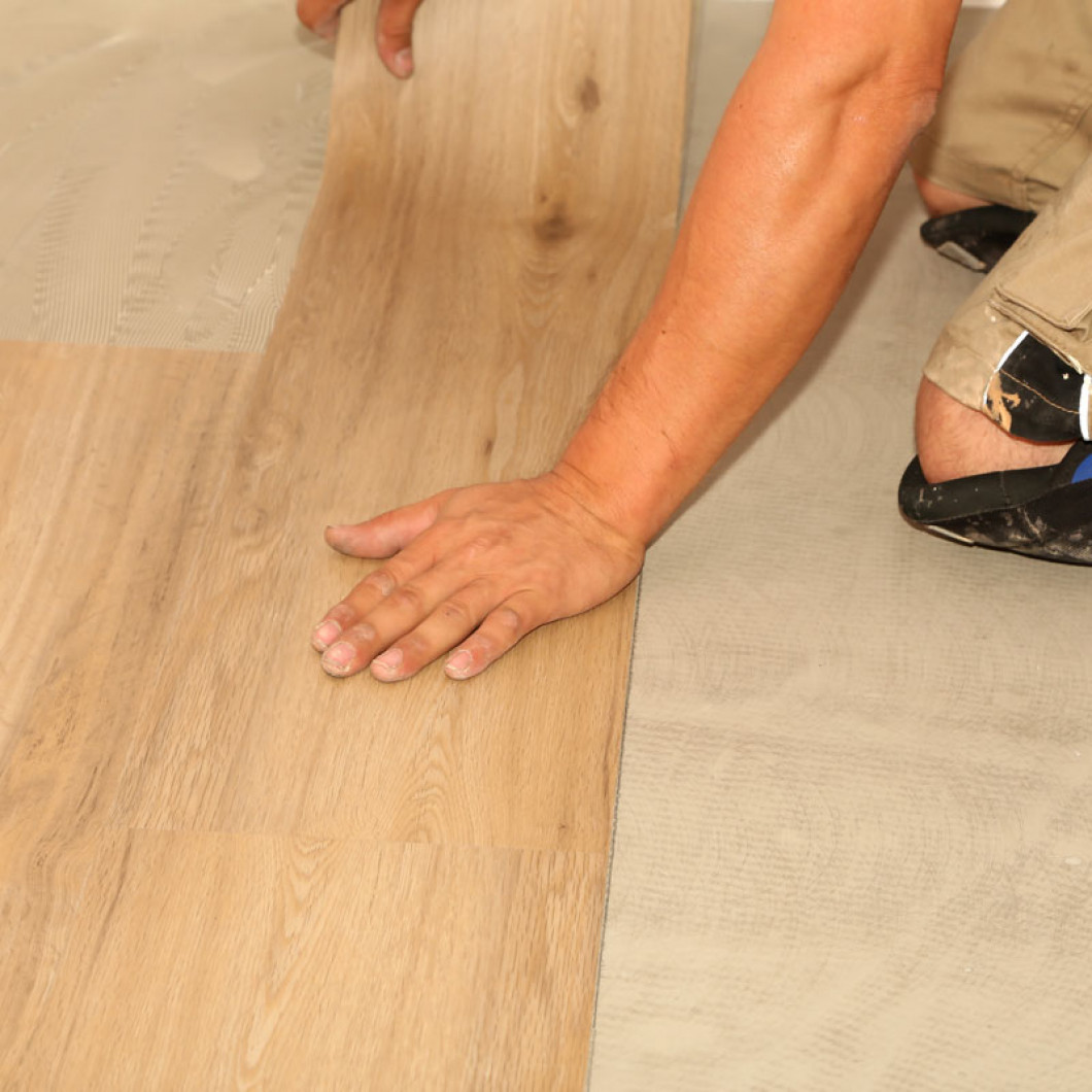 luxury vinyl flooring in CHARLOTTE, MOORESVILLE & LAKE NORMAN, NC